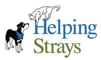 Helping Strays of Monroe County Logo